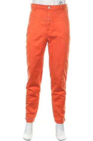 Мъжки дънки Closed, Размер M, Цвят Оранжев, 98% памук, 2% еластан, Цена 30,71лв.