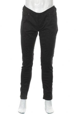 Мъжки дънки Criminal Damage, Размер L, Цвят Черен, 98% памук, 2% еластан, Цена 31,68лв.