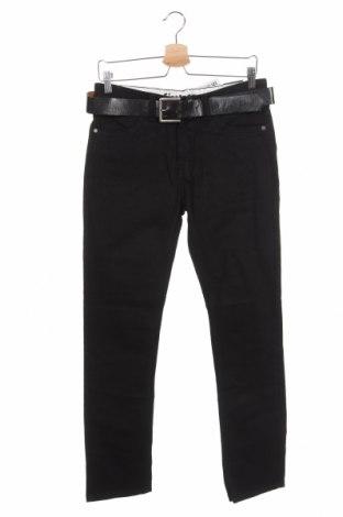 Pánské džíny  Firetrap, Velikost S, Barva Černá, 97% bavlna, 3% elastan, Cena  859,00Kč