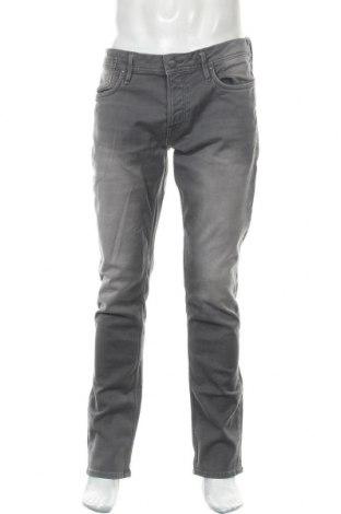 Pánské džíny  Jack & Jones, Velikost L, Barva Šedá, 98% bavlna, 2% elastan, Cena  364,00Kč