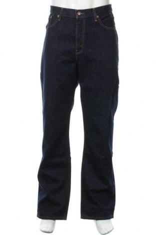 Мъжки дънки Levi's, Размер XL, Цвят Син, Памук, Цена 141,65лв.
