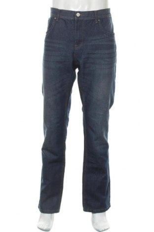 Мъжки дънки Route 66, Размер XL, Цвят Син, 60% памук, 40% полиестер, Цена 13,44лв.