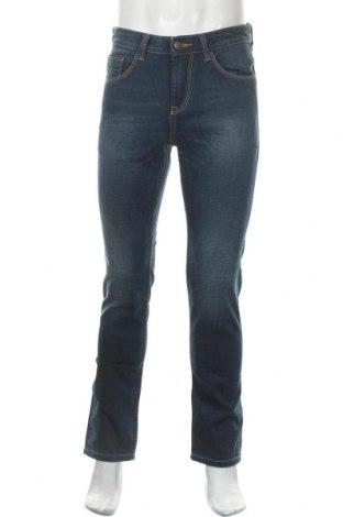 Мъжки дънки Tom Tailor, Размер S, Цвят Син, Памук, Цена 36,00лв.