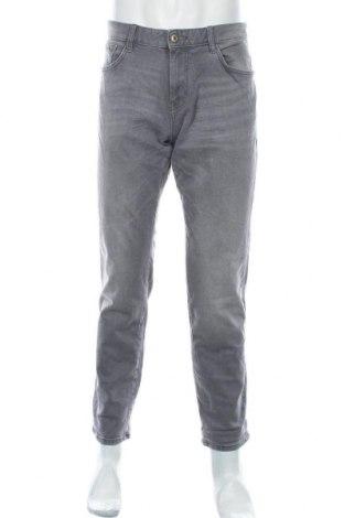 Blugi de bărbați Tom Tailor, Mărime L, Culoare Gri, 99% bumbac, 1% elastan, Preț 74,90 Lei