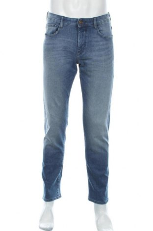 Blugi de bărbați Tom Tailor, Mărime M, Culoare Albastru, 99% bumbac, 1% elastan, Preț 62,04 Lei