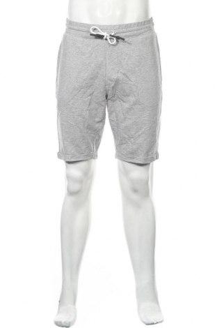 Мъжки къс панталон, Размер M, Цвят Сив, 60% памук, 40% полиестер, Цена 14,96лв.