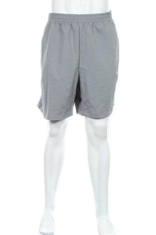 Ανδρικό κοντό παντελόνι Adidas, Μέγεθος XXL, Χρώμα Γκρί, Τιμή 14,91€