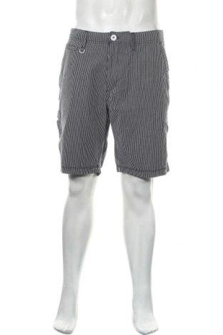 Мъжки къс панталон Adidas Neo, Размер M, Цвят Син, Памук, Цена 26,25лв.