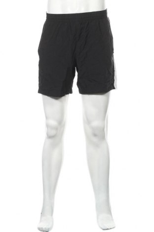 Мъжки къс панталон Alex Athletics, Размер S, Цвят Черен, Полиестер, Цена 13,23лв.