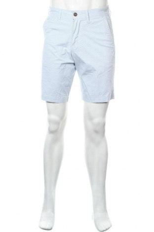Мъжки къс панталон American Eagle, Размер S, Цвят Син, 97% памук, 3% еластан, Цена 17,85лв.