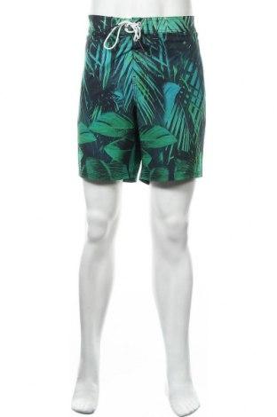 Мъжки къс панталон American Eagle, Размер XL, Цвят Зелен, 92% полиестер, 8% еластан, Цена 18,90лв.