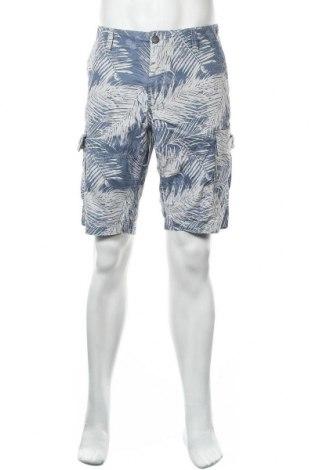 Мъжки къс панталон Angelo Litrico, Размер L, Цвят Бял, Памук, Цена 24,94лв.