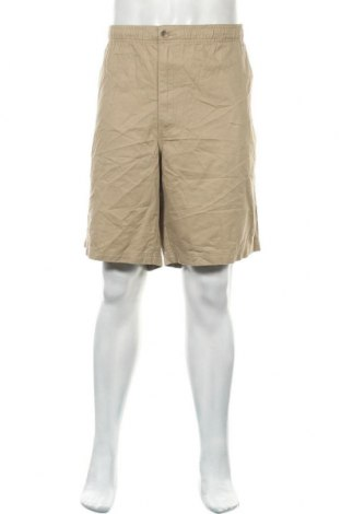 Мъжки къс панталон Arnold Palmer, Размер XXL, Цвят Бежов, Памук, Цена 31,92лв.