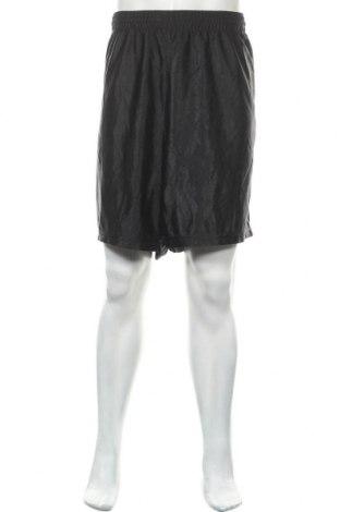 Мъжки къс панталон Athletic Works, Размер XXL, Цвят Черен, Полиестер, Цена 17,96лв.