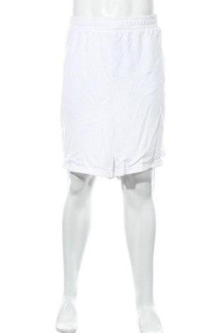 Мъжки къс панталон Athletic Works, Размер XXL, Цвят Бял, Полиестер, Цена 18,90лв.