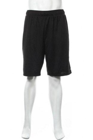 Мъжки къс панталон Athletic Works, Размер L, Цвят Черен, Полиестер, Цена 12,50лв.
