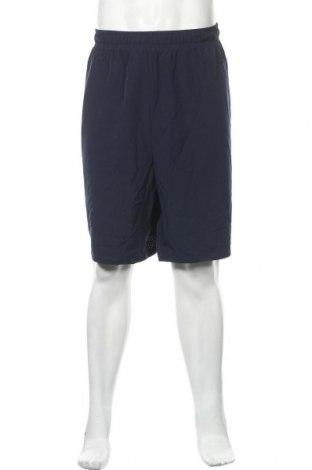 Мъжки къс панталон Athletic Works, Размер XXL, Цвят Син, 88% полиестер, 12% еластан, Цена 25,52лв.