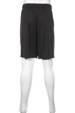 Мъжки къс панталон Athletic Works, Размер XXL, Цвят Черен, Полиестер, Цена 13,23лв.