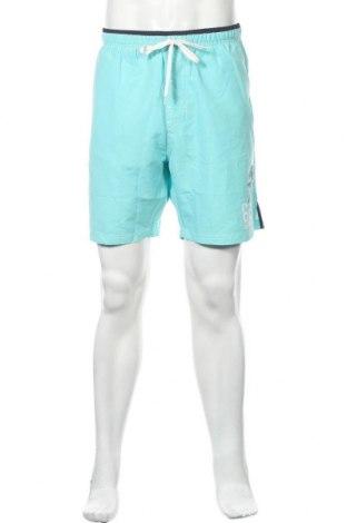 Мъжки къс панталон Atlas For Men, Размер 3XL, Цвят Зелен, Полиестер, Цена 18,90лв.