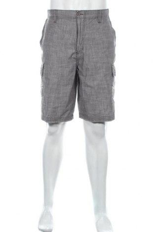 Ανδρικό κοντό παντελόνι Beverly Hills Polo Club, Μέγεθος L, Χρώμα Γκρί, 100% βαμβάκι, Τιμή 8,02€