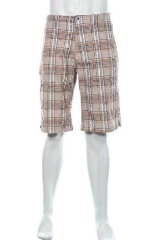 Мъжки къс панталон Boss Orange, Размер XL, Цвят Многоцветен, Памук, Цена 55,34лв.