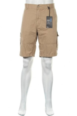 Ανδρικό κοντό παντελόνι Charles Vogele, Μέγεθος 3XL, Χρώμα  Μπέζ, Βαμβάκι, Τιμή 25,92€