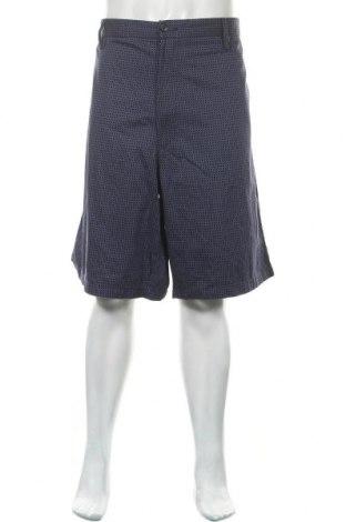 Pantaloni scurți de bărbați Claiborne, Mărime 3XL, Culoare Albastru, 97% bumbac, 3% elastan, Preț 15,75 Lei