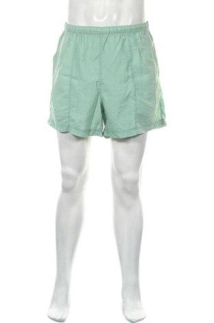 Pánské kraťasy Crane, Velikost XL, Barva Zelená, Polyamide, Cena  83,00Kč