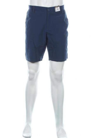 Pánské kraťasy Decathlon, Velikost M, Barva Modrá, Polyester, Cena  306,00Kč