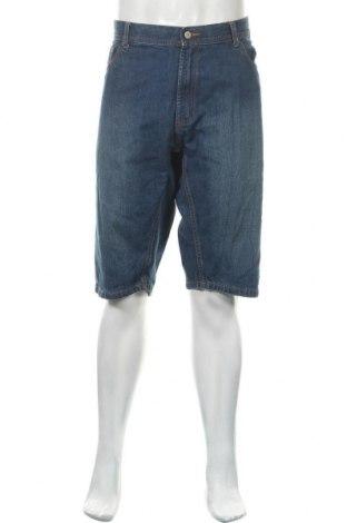 Мъжки къс панталон Denver Hayes, Размер XXL, Цвят Син, Памук, Цена 19,32лв.
