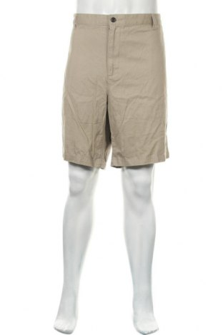 Мъжки къс панталон Dockers, Размер XXL, Цвят Бежов, Памук, Цена 16,07лв.