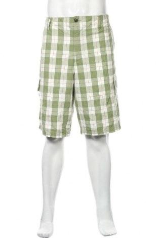 Мъжки къс панталон Dockers, Размер XXL, Цвят Зелен, Памук, Цена 23,10лв.