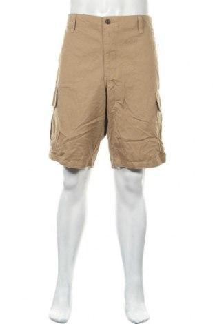 Мъжки къс панталон Dockers, Размер XXL, Цвят Бежов, Памук, Цена 17,01лв.