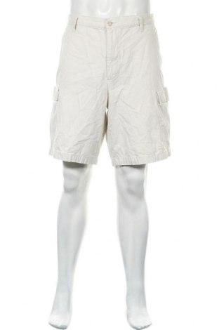 Мъжки къс панталон Dockers, Размер L, Цвят Бежов, Памук, Цена 17,85лв.