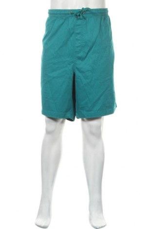 Pánské kraťasy George, Velikost 3XL, Barva Zelená, 98% bavlna, 2% elastan, Cena  393,00Kč