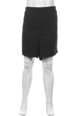 Мъжки къс панталон George, Размер 3XL, Цвят Черен, 60% памук, 40% полиестер, Цена 7,14лв.