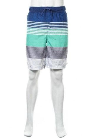 Мъжки къс панталон George, Размер XL, Цвят Многоцветен, Полиестер, Цена 4,46лв.