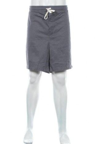 Мъжки къс панталон Goodfellow & Co, Размер 3XL, Цвят Сив, 98% памук, 2% еластан, Цена 7,35лв.