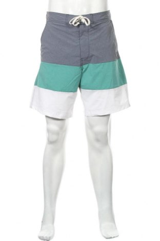 Мъжки къс панталон H&M, Размер M, Цвят Многоцветен, 86% полиестер, 14% еластан, Цена 15,12лв.