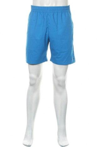 Мъжки къс панталон Head, Размер M, Цвят Син, 100% полиестер, Цена 29,40лв.