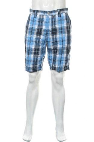 Мъжки къс панталон INC International Concepts, Размер M, Цвят Многоцветен, Памук, Цена 29,40лв.