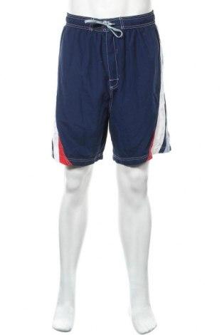 Мъжки къс панталон Iguana, Размер XL, Цвят Син, Полиестер, Цена 18,90лв.