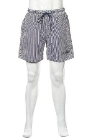 Мъжки къс панталон Infinity, Размер L, Цвят Син, Полиестер, Цена 14,96лв.