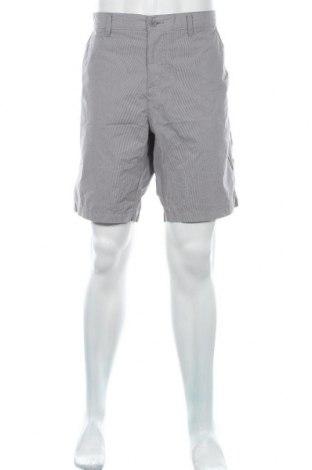 Мъжки къс панталон Kenneth Cole, Размер XXL, Цвят Сив, Памук, Цена 46,31лв.