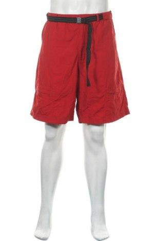 Мъжки къс панталон L.L. Bean, Размер XL, Цвят Червен, Полиамид, Цена 10,40лв.