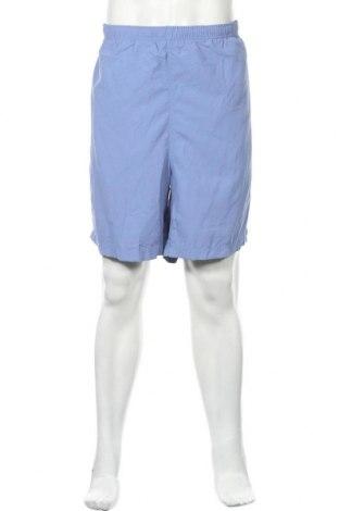 Мъжки къс панталон L.L. Bean, Размер XXL, Цвят Син, Полиамид, Цена 26,25лв.