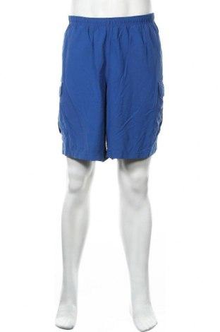Мъжки къс панталон L.L. Bean, Размер XL, Цвят Син, Полиестер, Цена 7,56лв.