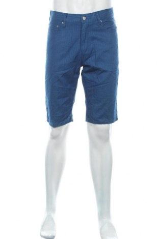 Мъжки къс панталон Levi's, Размер L, Цвят Син, Памук, Цена 84,11лв.