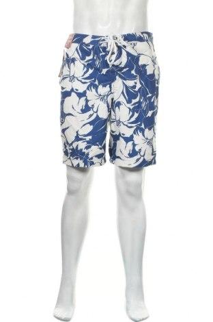 Мъжки къс панталон Merona, Размер M, Цвят Син, Полиестер, Цена 30,45лв.