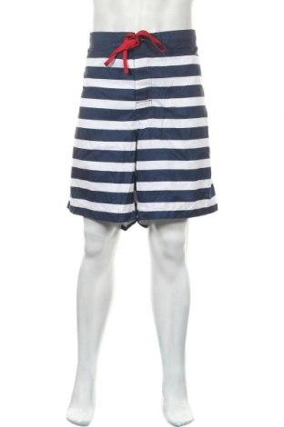 Мъжки къс панталон Merona, Размер XXL, Цвят Син, Полиестер, Цена 16,96лв.